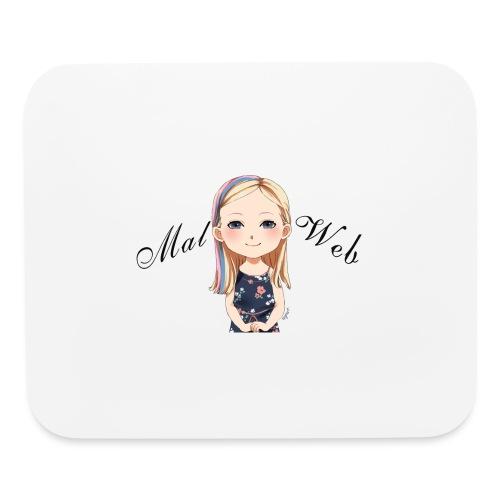 Mallory Chibi png - Mouse pad Horizontal
