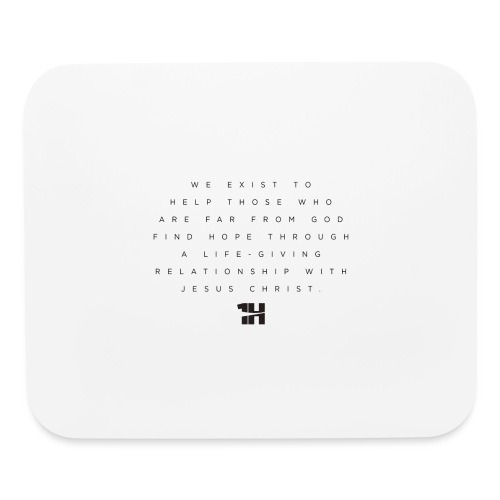 Mission - Mouse pad Horizontal
