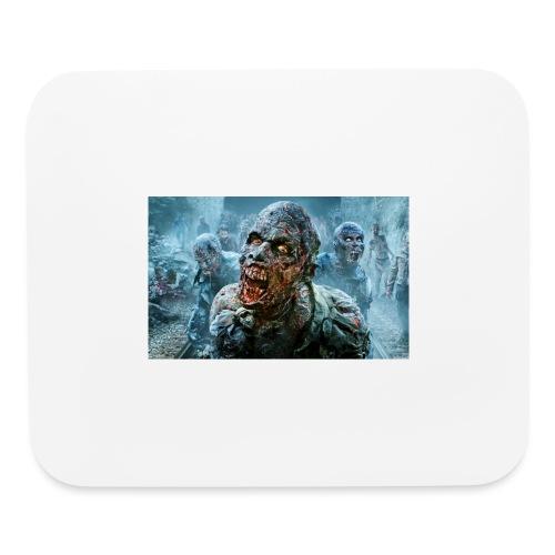 Zombie life - Mouse pad Horizontal