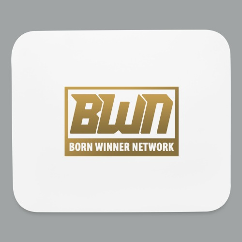 BWN (Gold) - Mouse pad Horizontal