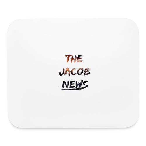 jacob news - Mouse pad Horizontal