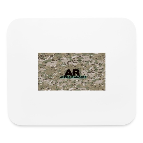 Alpha Ranger Apperal - Mouse pad Horizontal