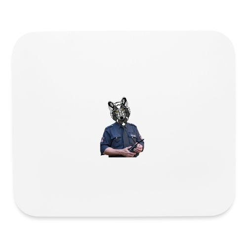 wolf police - Mouse pad Horizontal