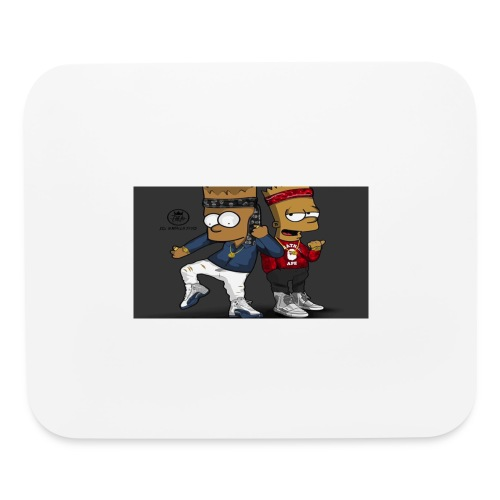 Sweatshirt - Mouse pad Horizontal