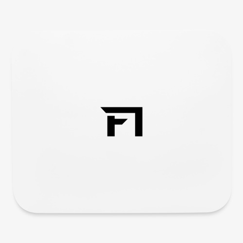 f1 black - Mouse pad Horizontal