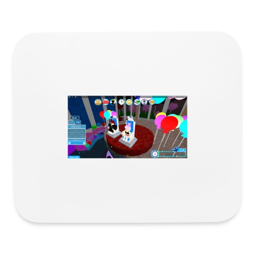 prom queen - Mouse pad Horizontal