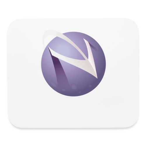 spacemacs logo png - Mouse pad Horizontal