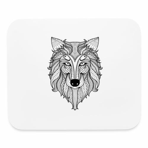 Classy Fox - Mouse pad Horizontal