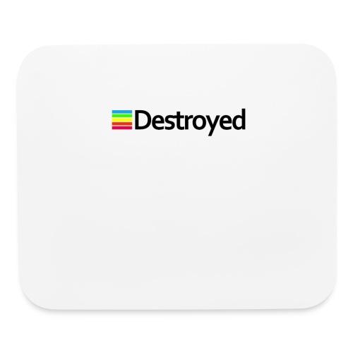 Polaroid Destroyed - Mouse pad Horizontal