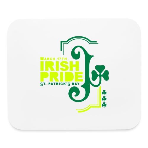 IRISH PRIDE - Mouse pad Horizontal
