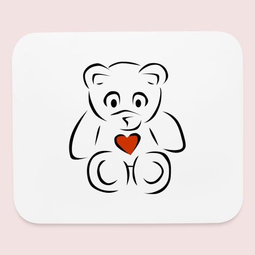 Sweethear - Mouse pad Horizontal