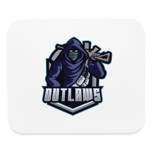 Outlaws Gaming Clan - Mouse pad Horizontal