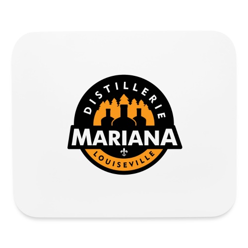 Distillerie Mariana T-Shirt Homme - Mouse pad Horizontal
