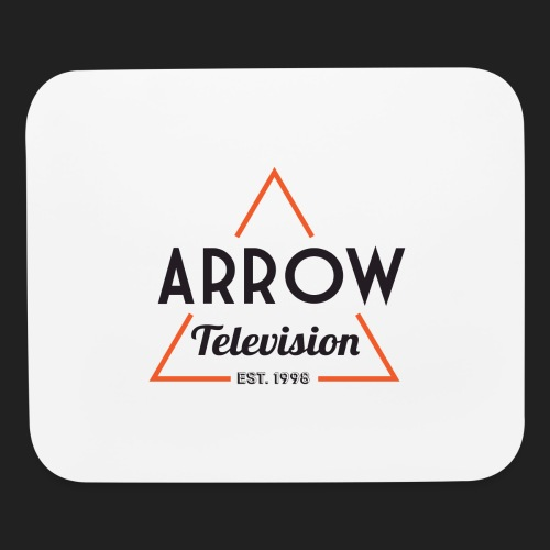 Arrow Television Logo Products - Mouse pad Horizontal