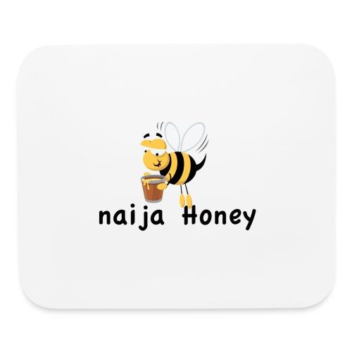naija honey... - Mouse pad Horizontal
