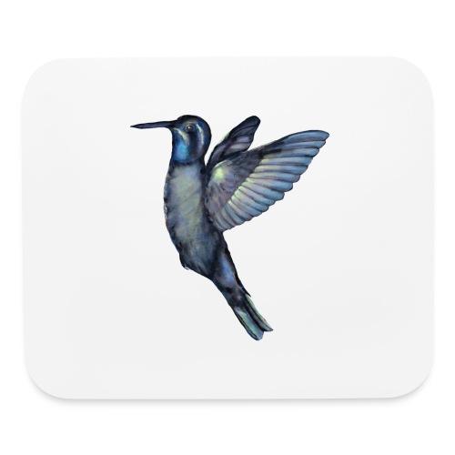 Hummingbird in flight - Mouse pad Horizontal