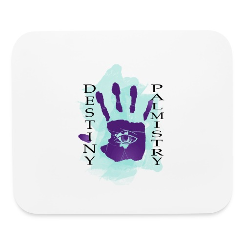logo destiny new design 2 - Mouse pad Horizontal