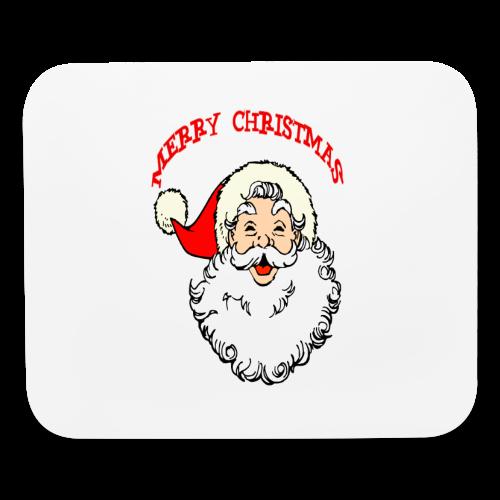 Merry Christmas - Mouse pad Horizontal