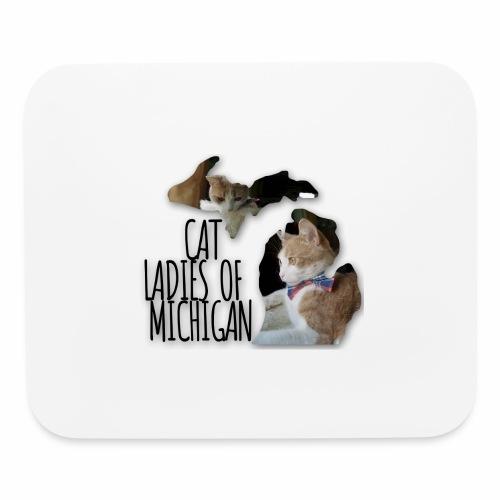 Cat Ladies of Michigan - Mouse pad Horizontal