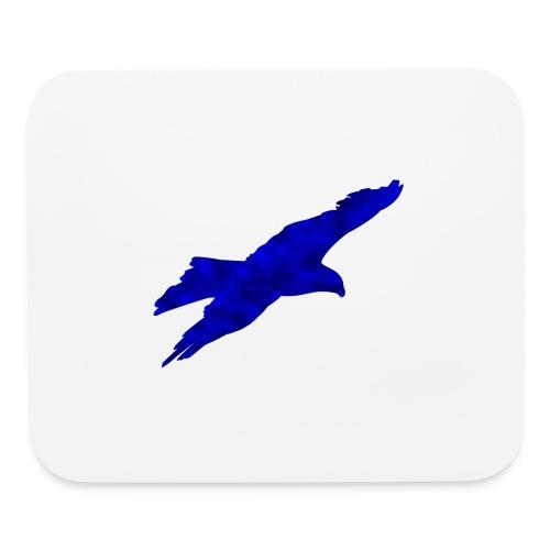 blue eagle - Mouse pad Horizontal