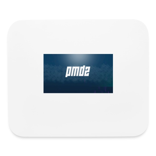 PMD2 Channel Banner Logo - Mouse pad Horizontal