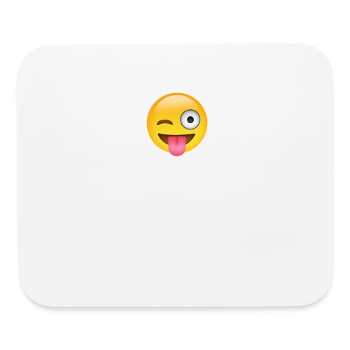 Crazy Love - Mouse pad Horizontal