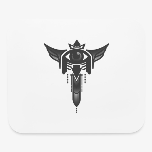 King's Eye - Mouse pad Horizontal