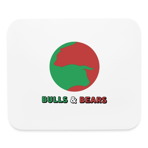 Bulls & Bears - Mouse pad Horizontal