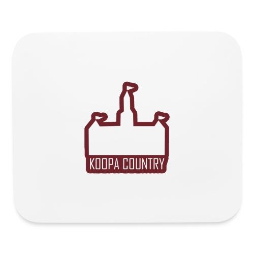 Koopa Country - Mouse pad Horizontal
