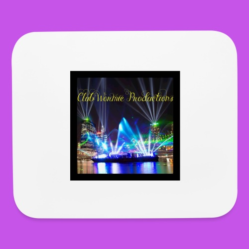 Club Wormie Productions 3 - Mouse pad Horizontal
