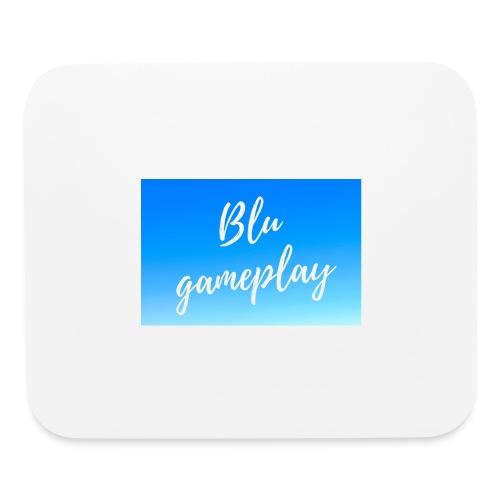 Blu Gameplay sticker - Mouse pad Horizontal