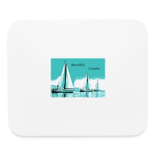 Beautiful Croatia - Mouse pad Horizontal