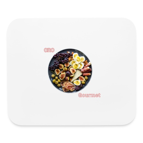 Croatian Gourmet - Mouse pad Horizontal