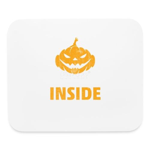 I M Hollow inside - Mouse pad Horizontal