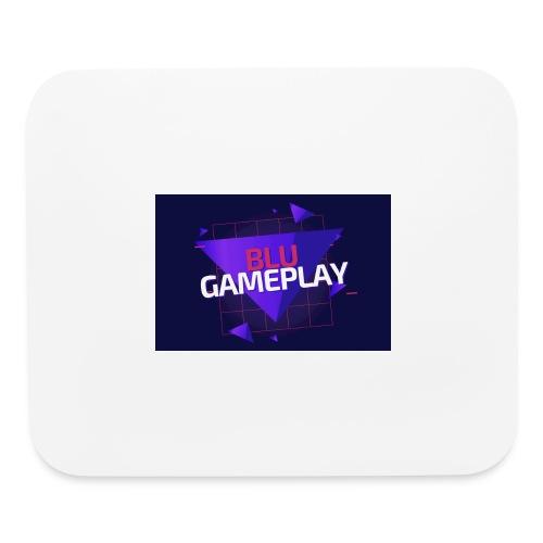 Retro Blu Gameplay - Mouse pad Horizontal