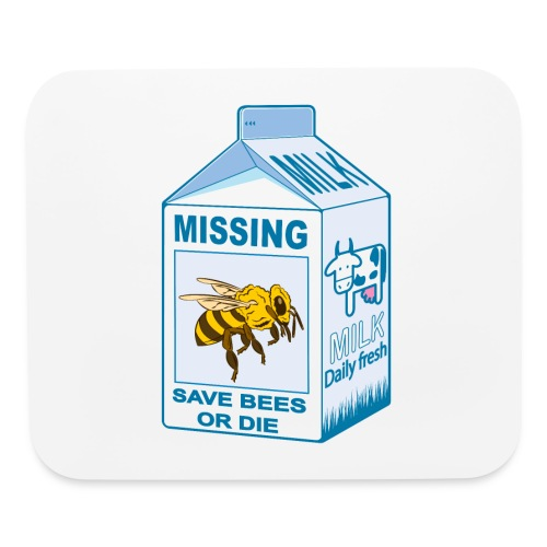 Missing Bees - Mouse pad Horizontal