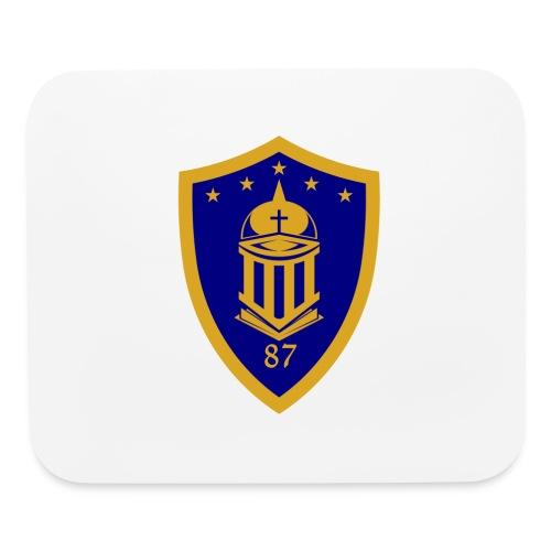 Ateneo HS Batch 87 Logo - Mouse pad Horizontal