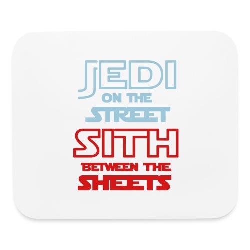 Jedi Sith Awesome Shirt - Mouse pad Horizontal