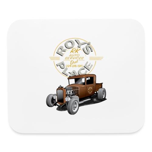 RoysRodDesign052319_4000 - Mouse pad Horizontal