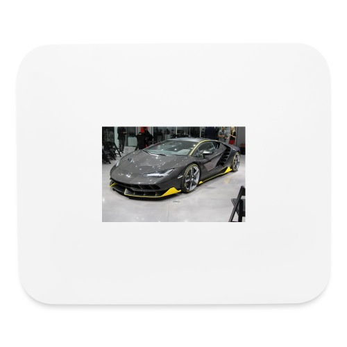 Lamborghini Centenario front three quarter e146585 - Mouse pad Horizontal