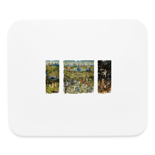 Garden Of Earthly Delights - Mouse pad Horizontal
