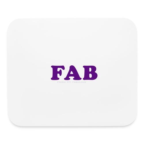 FAB Tank - Mouse pad Horizontal