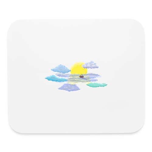 Sea of Clouds - Mouse pad Horizontal