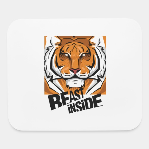 beast - Mouse pad Horizontal