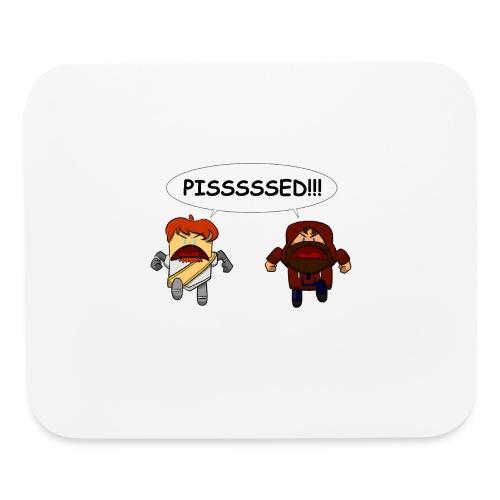 Adventure Lads Pissssed - Mouse pad Horizontal