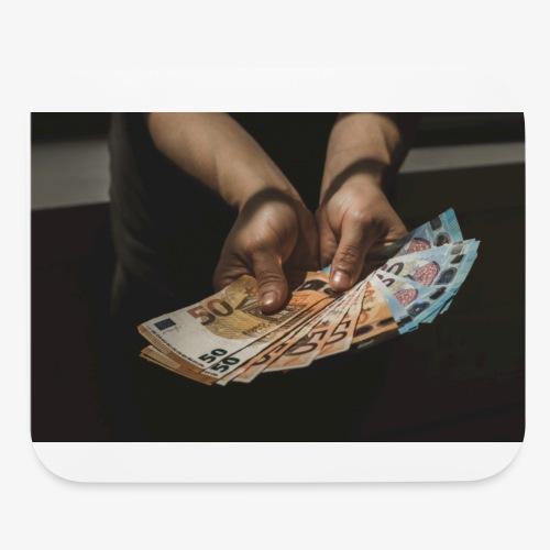 handful of euros - Mouse pad Horizontal