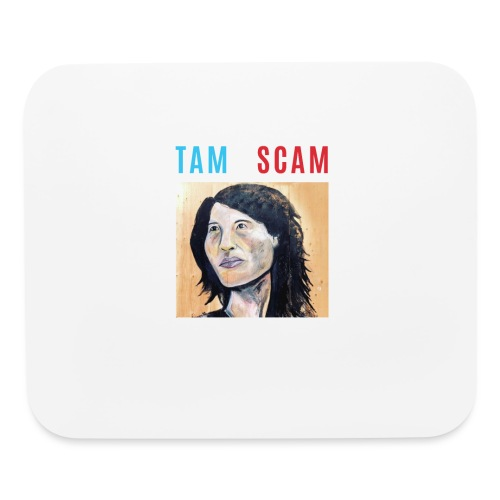 TAM SCAM - Mouse pad Horizontal