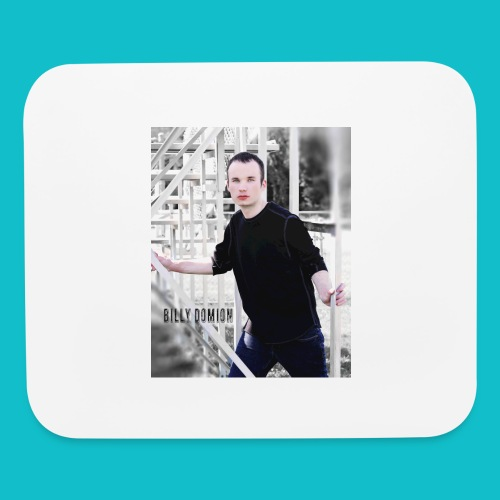Billy Domion - Mouse pad Horizontal