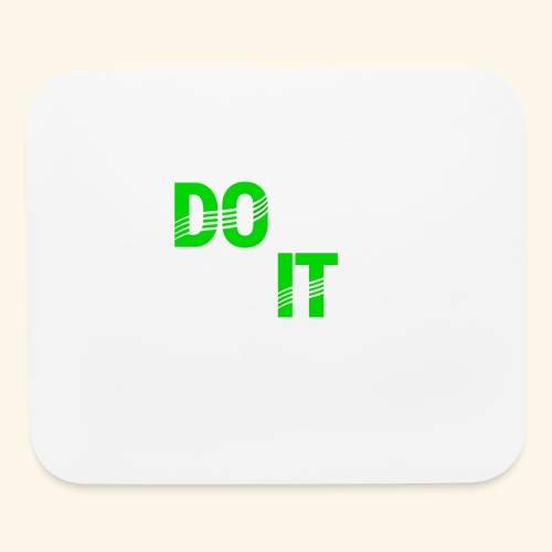 DON'T QUIT #4 - Mouse pad Horizontal