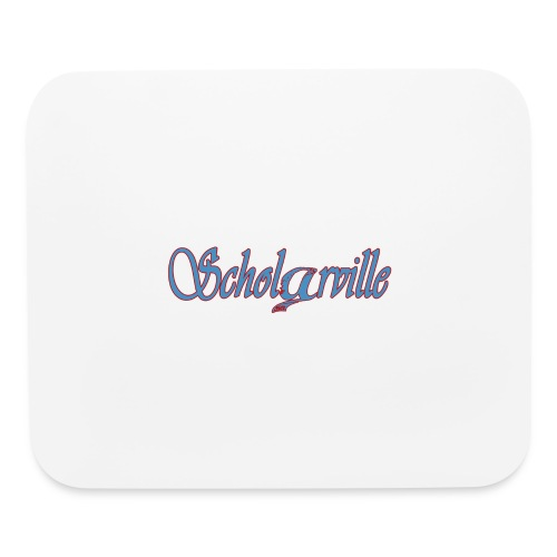 Welcome To Scholarville - Mouse pad Horizontal